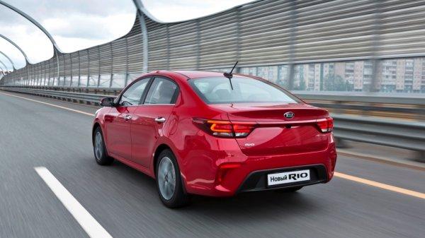 Владелец KIA Rio 2018 рассказал, стоит ли покупать эту машину
