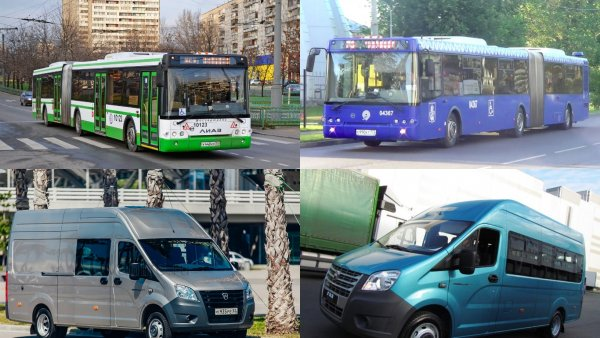 На Busworld покажут новые автобусы от «Группы ГАЗ»
