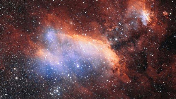 Астрономы нашли в космосе огромный загадочный объект