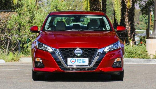 Вместо Nissan Teana автопроизводитель будет предлагать седан  Altima