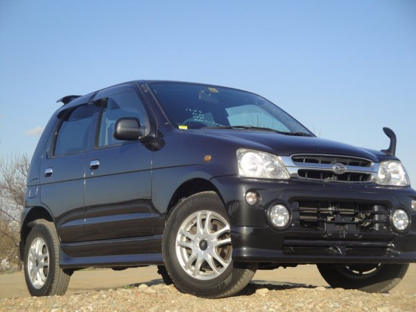 Mitsubishi Pajero Mini возглавил ТОП-5 полноприводных SUV со слабыми двигателями