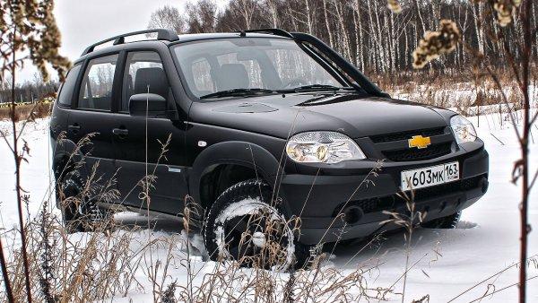 Прокачка «Шнивы»: Составлен ТОП-10 товаров с Aliexpress для Chevrolet Niva