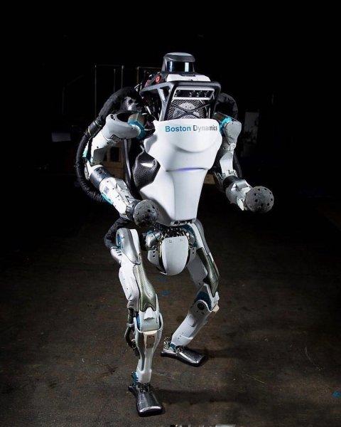 Назван победитель выставки роботов IROS-2018 в Мадриде