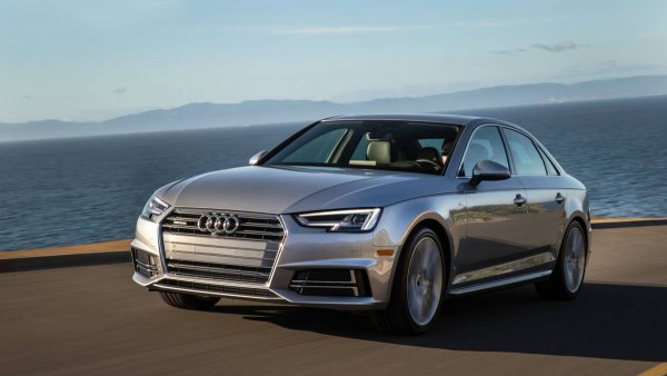 В России отзовут около 7 000 автомобилей Audi