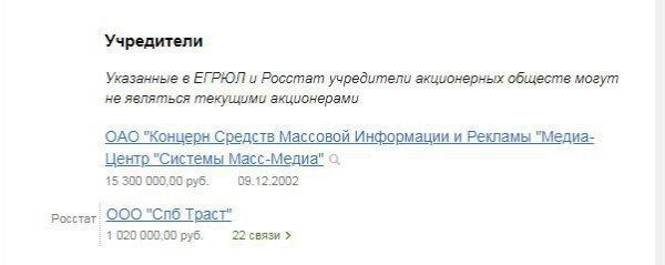Наталья Черкесова и команда русофобов: кадровая политика «Росбалта»