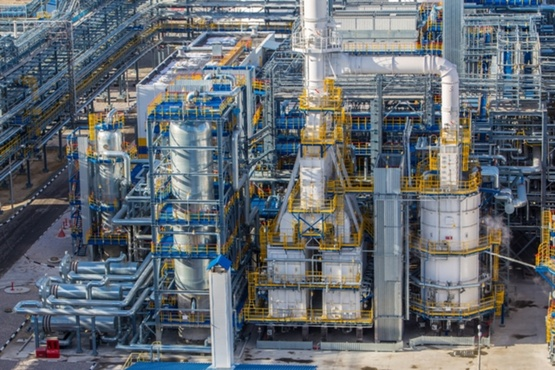 Антипинский НПЗ завершает пусконаладочные работы на складе СУГов