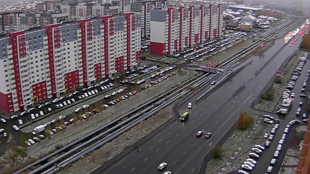 Погода в Тюмени 15 октября: пасмурное начало недели