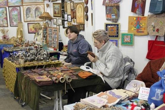 Тюменская художница стала победителем конкурса «Руками женщины»