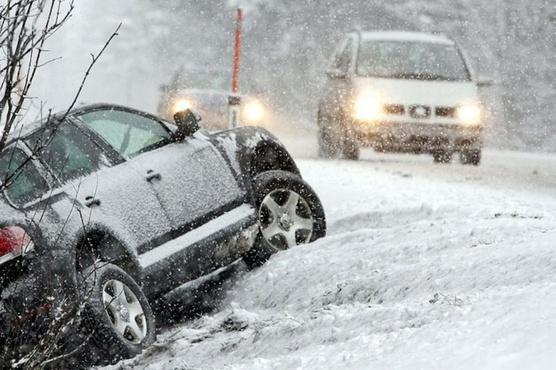 Тюменских водителей предупреждают о сильном снегопаде: кому стоит воздержаться от поездок?