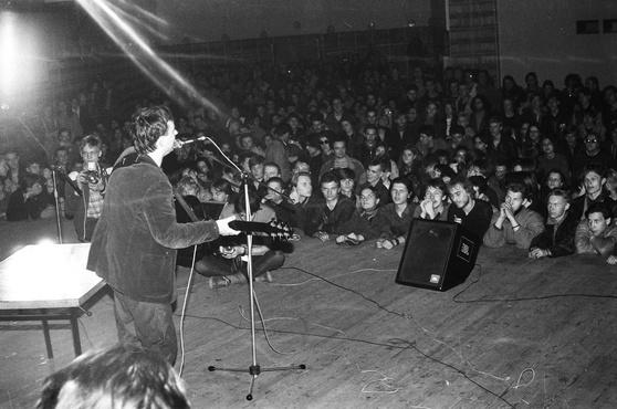 Легендарная тюменская рок-группа вернулась на сцену
