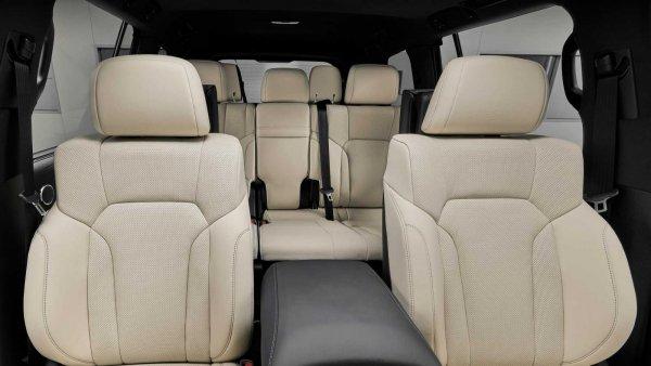 Lexus выпустила особый внедорожник Lexus LX 570 Inspiration Series