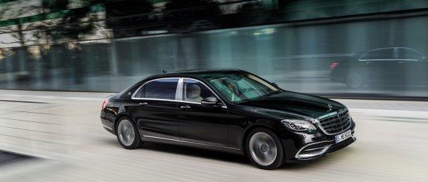 «Золотой Майбах»: Таксист рассказал о стоимости обслуживания своего Mercedes-Maybach S 560