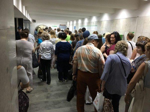 Коллапс в России: зависли базы ГИБДД – автомобилисты