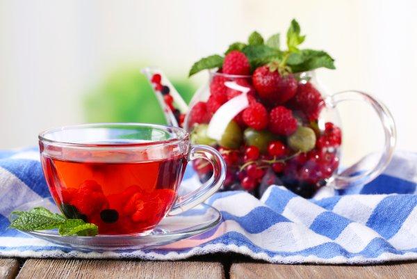 Учёные выяснили полезность ягод для сердца