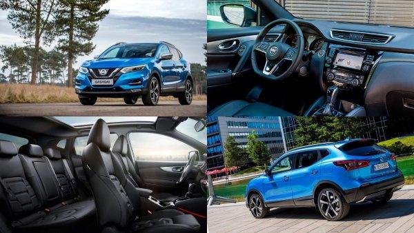 Продажи обновленного Nissan Qashqai стартуют в России весной