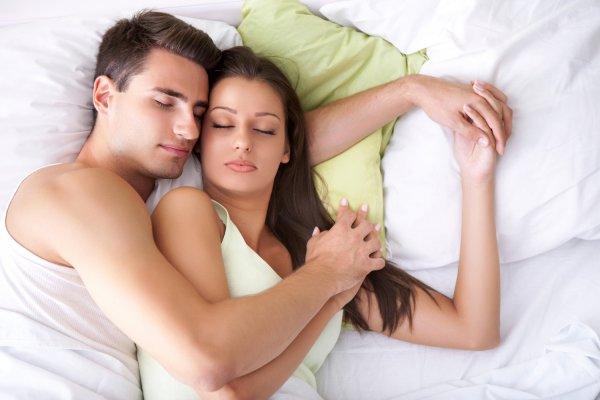 Ученые рекомендуют планировать секс заранее