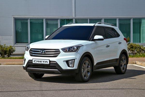 «Даже «Веста» внедорожнее»: О минусах Hyundai Creta с передним приводом рассказал эксперт