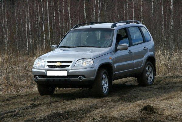 Выгодная «Шнива»: О плюсах и минусах газовой Chevrolet Niva рассказал владелец