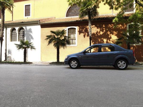Газовый «Логан»: Во сколько обходится содержание Renault Logan с ГБО рассказал владелец