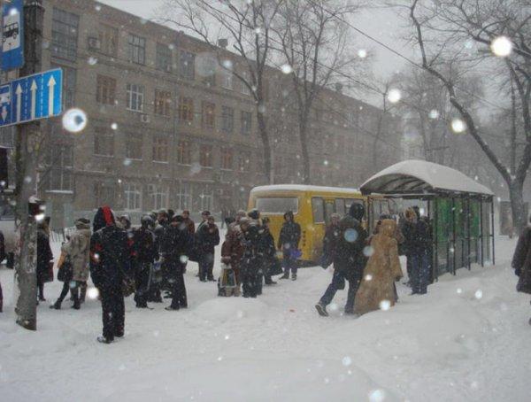 Ростовчане не смогли добраться домой с проспекта Нагибина