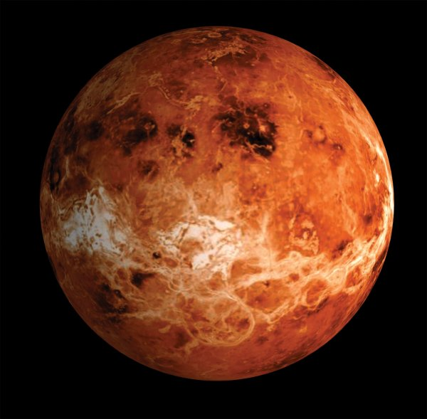 Ученые обнаружили озоновый слой над Венерой