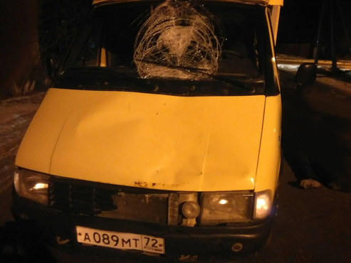 В Тюменской области мужчина погиб на дороге накануне своего дня рождения