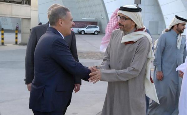 Тюменцы побывали в Катаре с бизнес-миссией