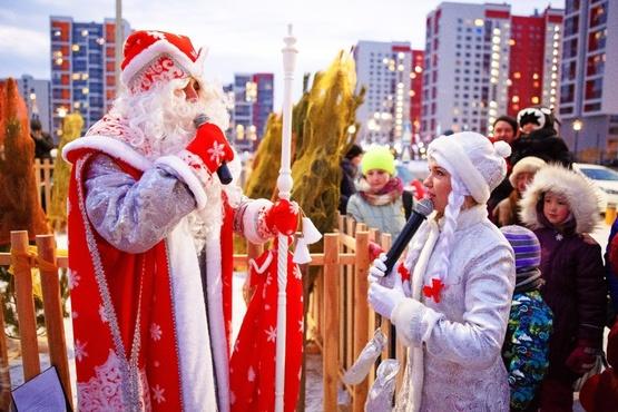 Тюменцев призывают готовиться к новогоднему веселью заранее