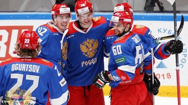 17-летние российские хоккеисты завоевали Мировой кубок вызова