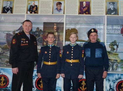 В Тюмени открылся Музей военно-морской славы. На очереди - аллея морских пехотинцев