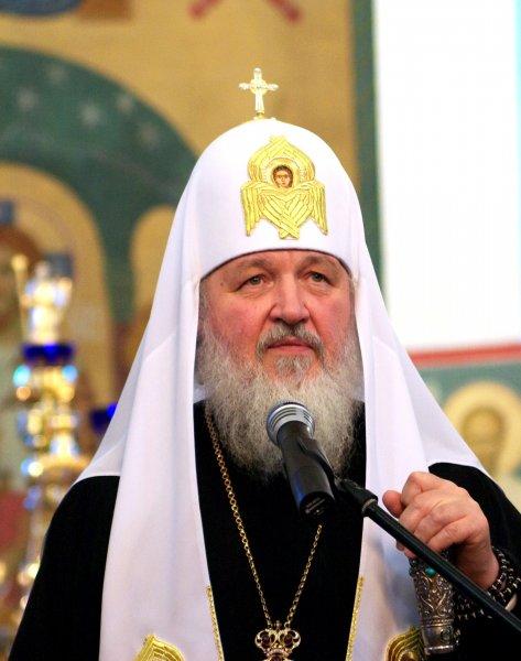 Патриарх Кирилл пожелал экипажу МКС на Рождество Божьей помощи и крепости сил