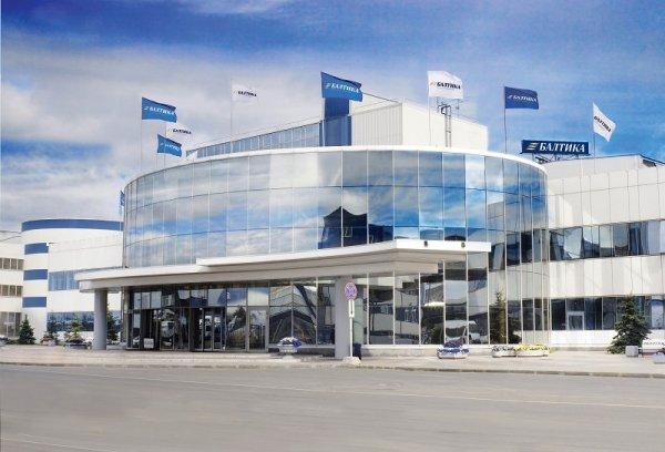 Компания «Балтика» сообщила о росте объема продаж