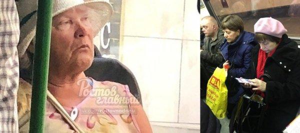 «Канцлер не выдержала»: Московский шопинг утомил двойника Меркель и «вырубил» в метро