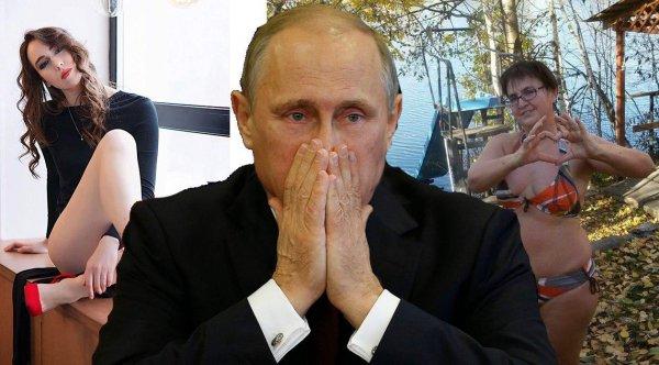 «В голове – каша!»: Высказывание Путина о «грязных училках» могло повлиять на флешмоб «в купальниках»