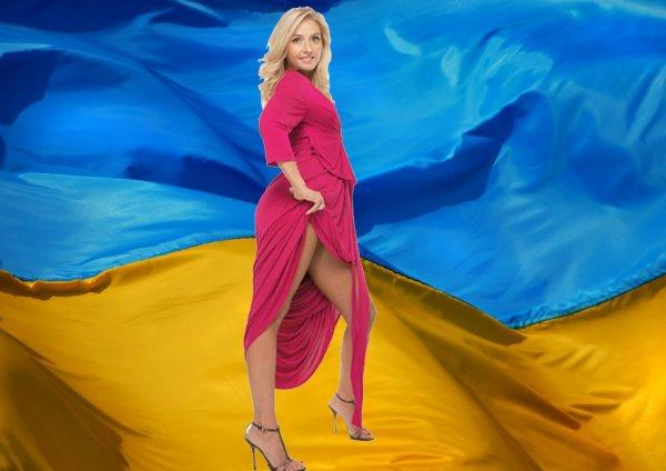«Казалось бы, причем тут Украина?»: Навка поднимает рейтинг передачи за счет украинских выборов