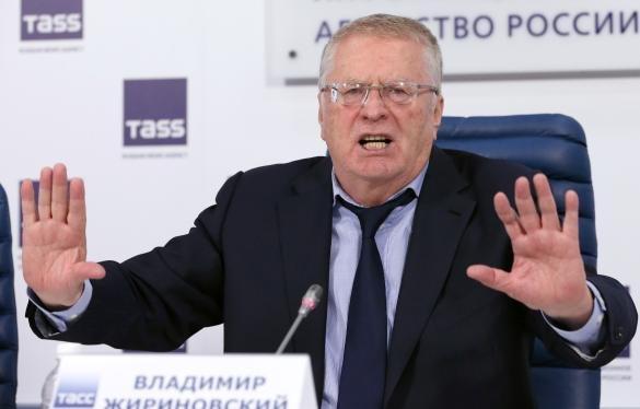 Он вам не Путин!: Жириновский игнорирует пластические операции, чтобы отличаться от Правительства РФ