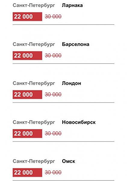 «Я уеду жить в Омск»: Цены «Аэрофлота» за перелет до регионов и Лондона теперь одинаковые