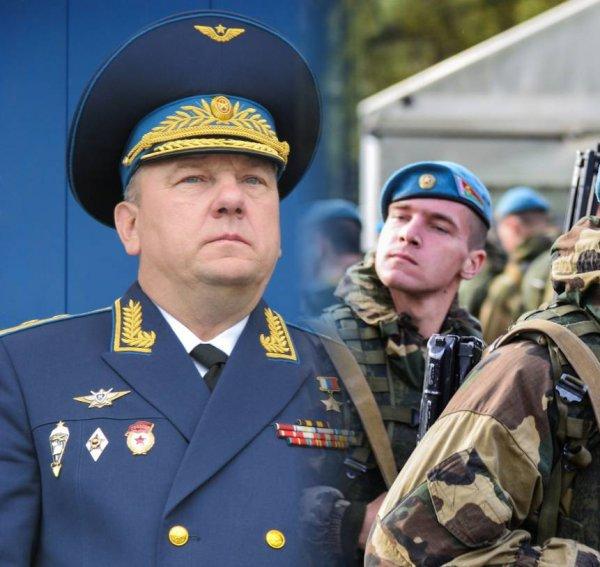 Стадный инстинкт: Генерал Шаманов осудил поступок курсантов, сорвавших с себя погоны