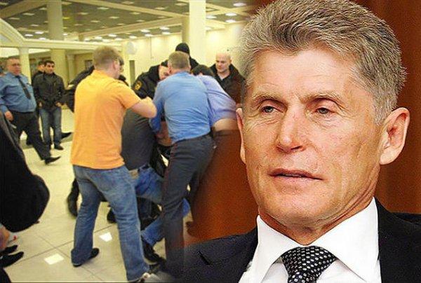 Пьяный «братуха Кожемяко» напал на военного в аэропорту Южно-Курильска