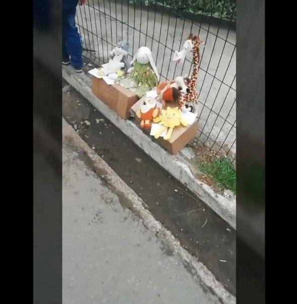 Назад в 90-е? Во Владивостоке дети вынуждены продавать игрушки, чтобы купить еды