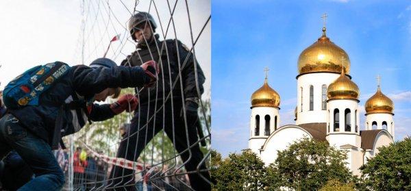 После гриппа в психушку: Скандальный храм в Екатеринбурге построят рядом с больницей