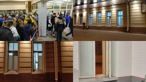 Туалетные минеры - Витебский вокзал упростил задачу террористам