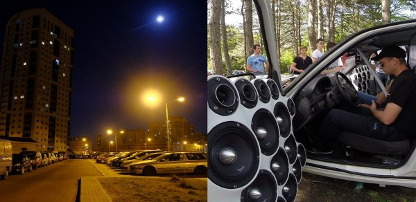 Спасибо за бессонницу: Музыка «глухих» автомобилистов по ночам «бесит» москвичей