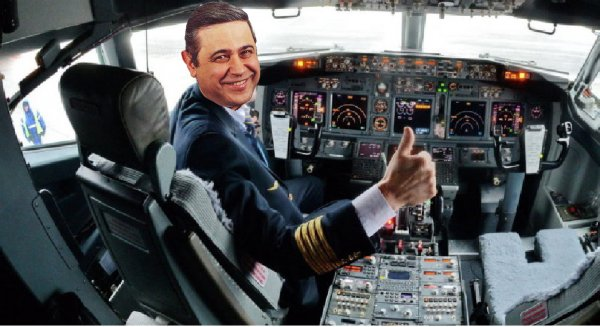 Если в Россию, то умрете: Пилот «Аэрофлота» жестоко подшутил над американкой