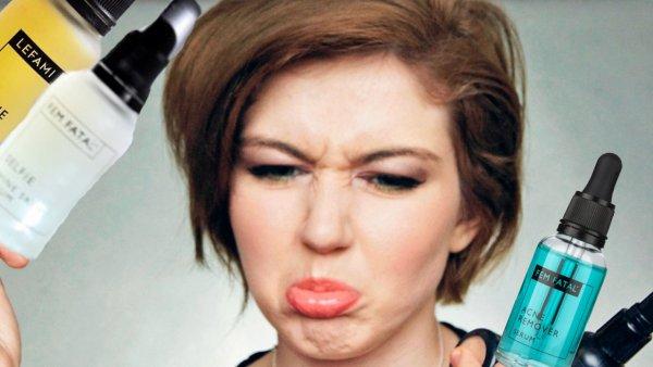 Верь после этого блогерам: «Чудо-сыворотка» Acne Remover оказалась пустышкой