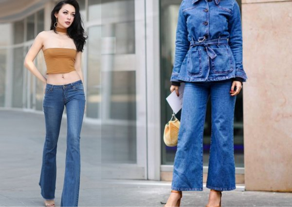 Роскошь должна быть удобной! Подобраны лучшие виды джинсов для женщин 40+