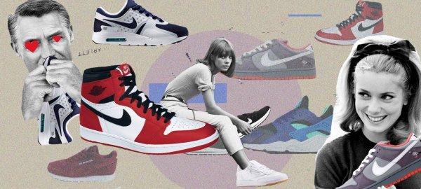 Широкий ассортимент оригинальных брендовых кроссовок