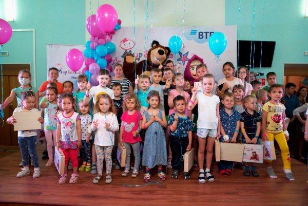 Владивосток примет участие в благотворительной программе «Мир без слёз»