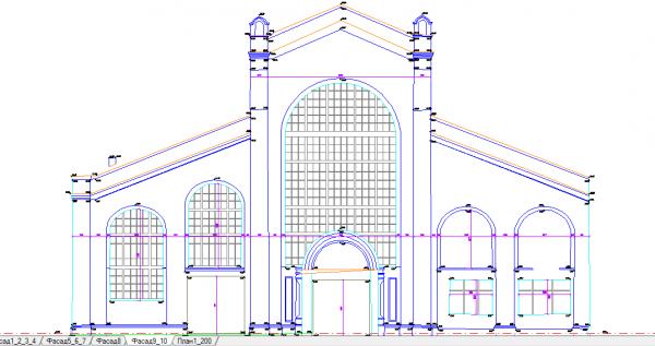Основные тезисы о фасадной съемке для строительства