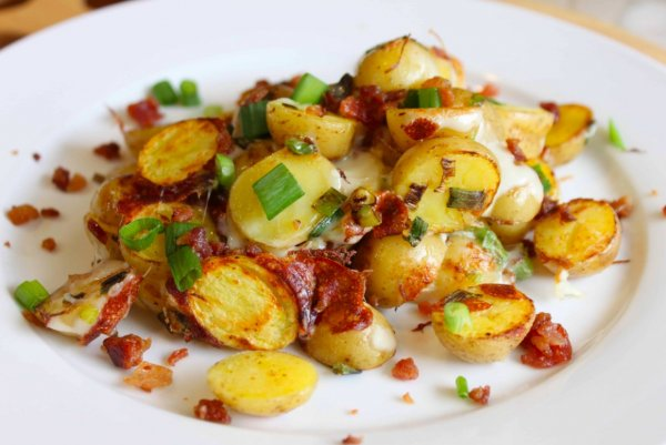 Жареная картошка по-немецки. Повар раскрыл рецепт вкусного повседневного блюда